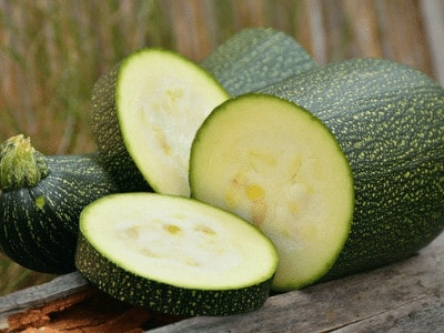 Use the Blanched Zucchini Trick